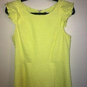 Kensie Dresses - Kenzie- Neon Cap Sleeve Dress